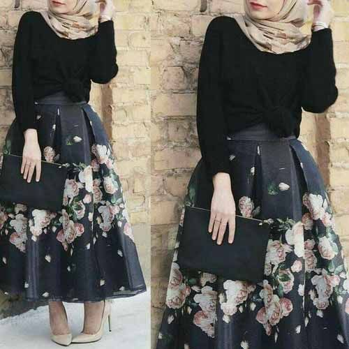 Instargram hijab fashion outfits – Just Trendy Girls