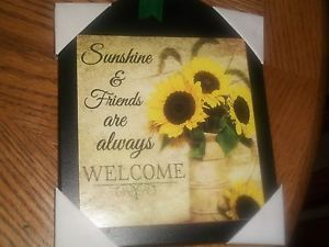 sunflower kitchen decor | 35.JPG