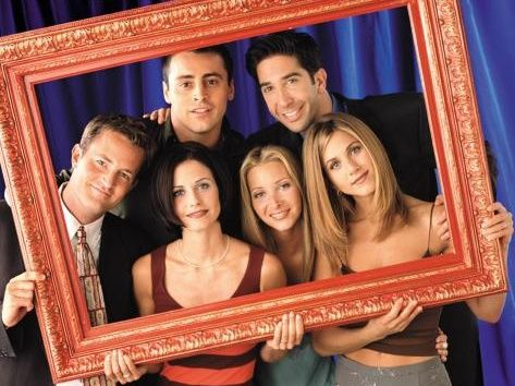 friends frame photo friends the tv show