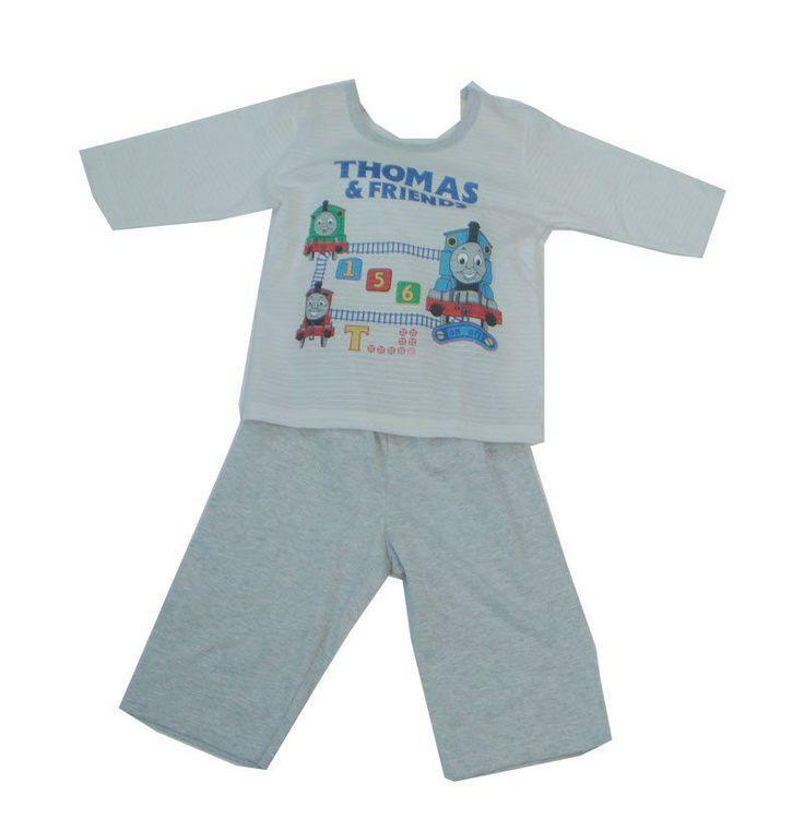 Authentic Summer Tomas Sleep Wear short sleeve & Pants 3 Years old for Boys  #Tomas #SleepWearforsummer