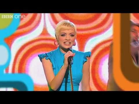 """I want to live in this performance.  For reals.  Serbia - """"Caroban (Magical)"""" - Eurovision Song Contest 2011 - BBC One"""