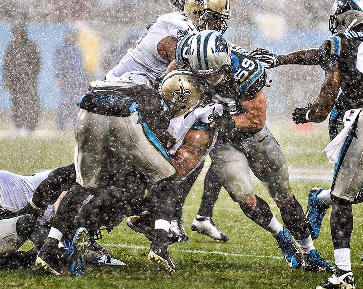 Luke Kuechly Carolina Panthers