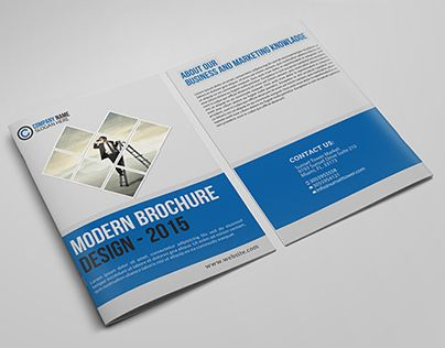 """Check out this @Behance project: """"Corporate Bifold Business Brochure Free Download"""" https://www.behance.net/gallery/21648781/Corporate-Bifold-Business-Brochure-Free-Download"""