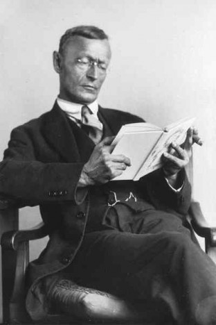 the forest dweller by hermann hesse, essay Free essay: siddhartha, an allegorical novel written by hermann hesse, primarily  tells the tale of an indian man, siddhartha, and his quest for peace and.