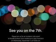 iPhone 7 event LIVE NOW: Start time, what to expect and where to watch the live stream Everything you need to know to follow Apple's event today.