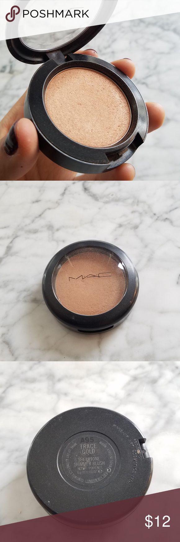 MAC Trace of Gold Highlighter Highlighter, Mac cosmetics