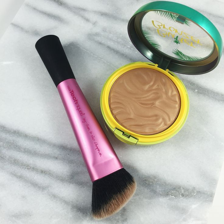 Butter Bronzer! Major product love here. The best thing about this bronzer is that it's not too shimmery, easy to blend and it doesn't clog your pores or cause breakouts. I actually recommend every one of physicians formula products. Although they are slightly pricier, they are 100% worth the cost.