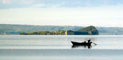 Isola Bisentina... il mistero nel cuore del lago!