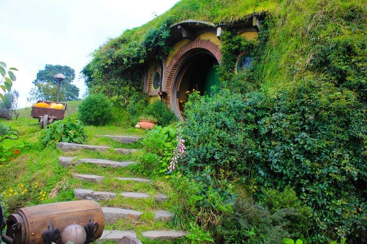 Bag-End, Hobbiton :)
