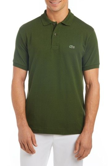 4daec9d8 #lacoste #cloth # Crocodile Logo, Lacoste Men, Styles, Polo
