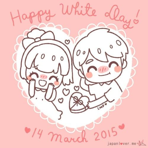 White Day by Littlemisspaintbrush
