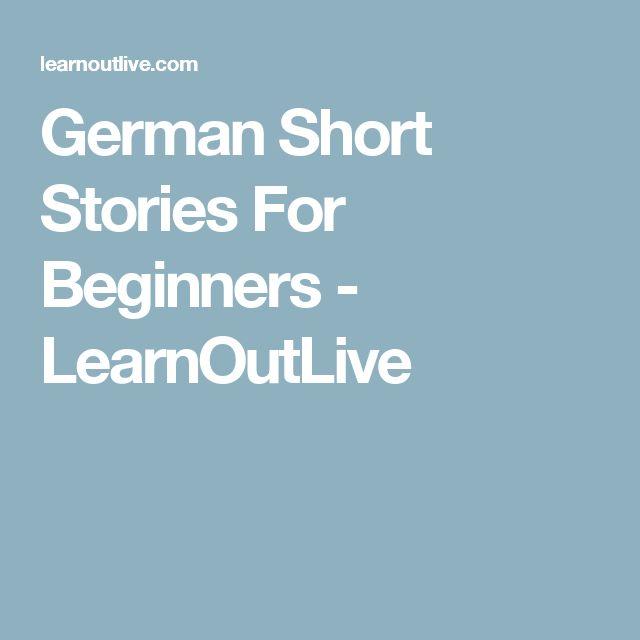 German Short Stories For Beginners - LearnOutLive