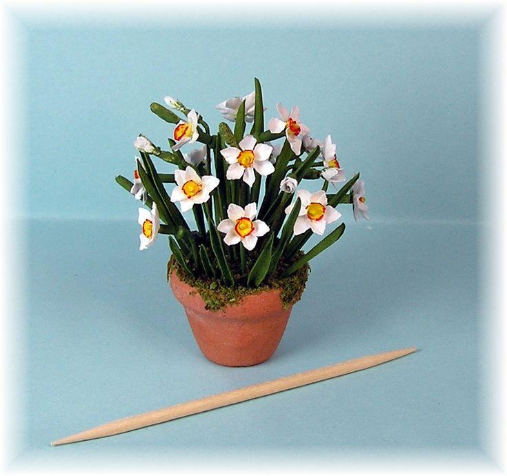 17 Best Images About Dollhouse Mini Plants On Pinterest