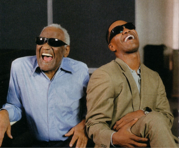 actor who played ray charles
