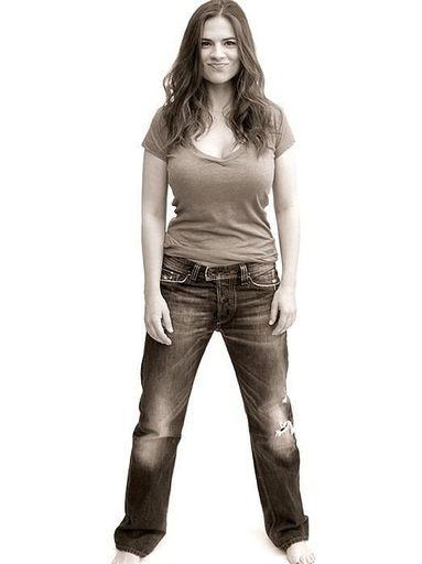 Про кино - Хэйли Этвелл может стать новой Ларой Крофт?