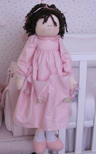 minha boneca porta fraldas.