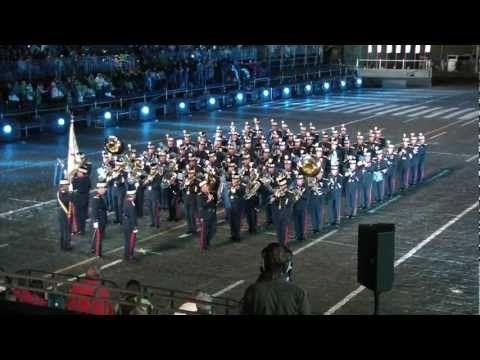 HMKG 2011. Kremlin-Military-Tattoo FULL - YouTube