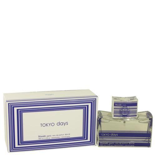 Tokyo Days by Masaki Matsushima Eau De Parfum Spray 2.7 oz