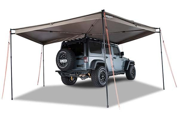 Rhino Rack Batwing Awnings Fold Out Roof Top Awnings Free Shipping In 2020 Awning Thule Roof Rack Roof Rack