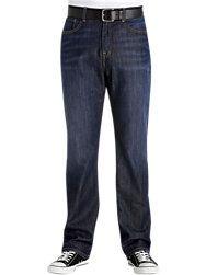 Lucky Brand 329 Lip Service Dark Blue Classic Fit Jeans