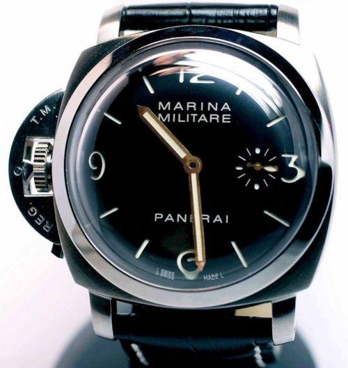 Greatest Italian watch made - i think it would break my wrist....
