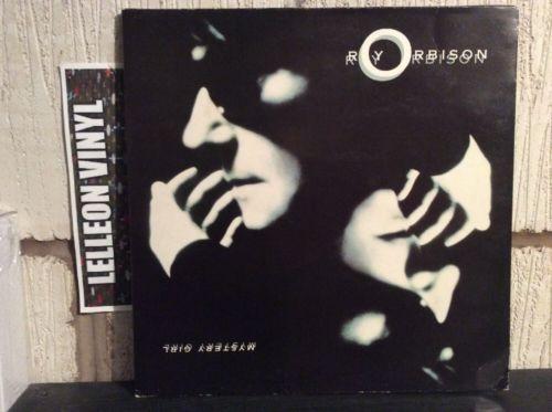 Roy Orbison Mystery Girl Gatefold LP Album Vinyl Record V2576 Pop 80's Music:Records:Albums/ LPs:Pop:1980s