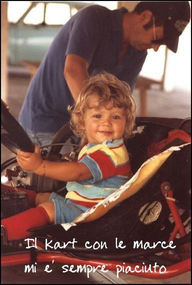 Famous Italians ~ #famousItalians #Italians #celebrities ~ Young Valentino Rossi