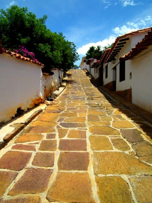 The prettiest town in Colombia