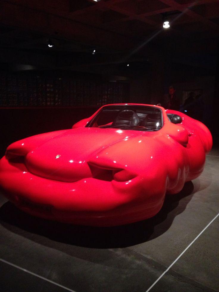 Porsche | Mona Art Museum / Tasmania-Hobart