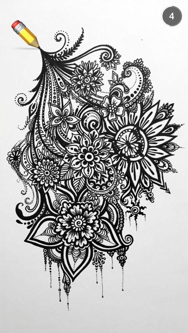 """Kristina webb """"doodles"""""""