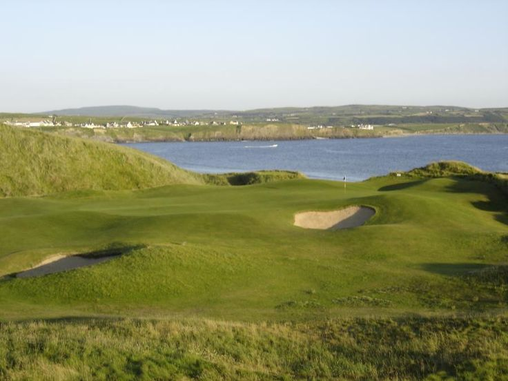 Lahinch Golf Club, Co. Clare. Full membership €714 P/A.