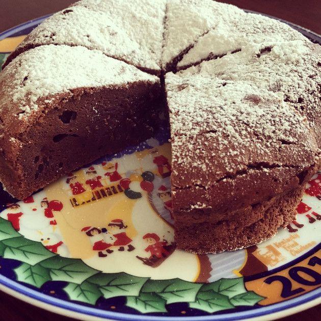 フォンダンショコラ風ガトーショコラ by nana_18 [クックパッド] 簡単おいしいみんなのレシピが229万品