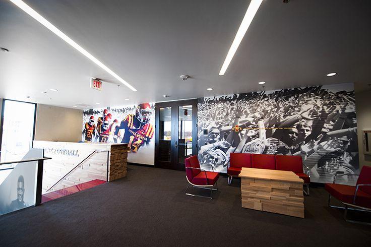 ISU Football Operations - The Weitz Company