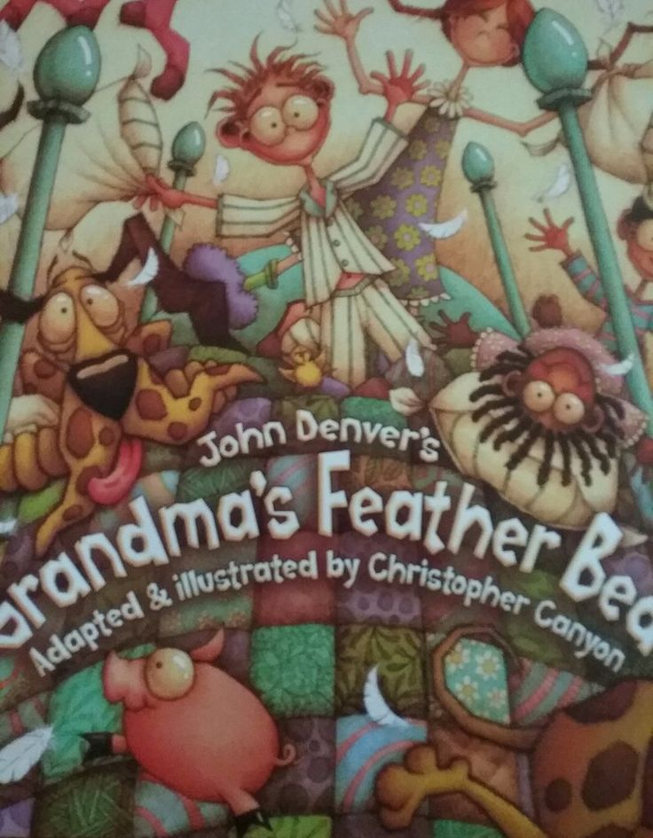 John Denver's Grandma's Feather Bed by Christopher Canyon paperback