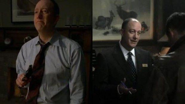 Джон Шоу: Бен Уотерс (3.14) и управляющий отелем (5.09)