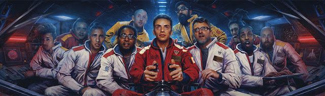 Logic The Incredible True Story Banner Poster