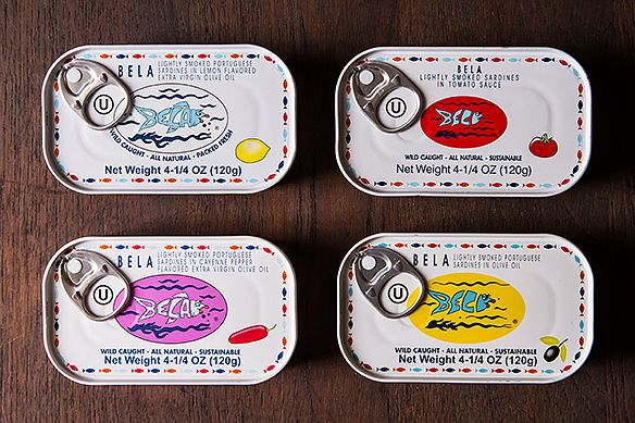 Fresh-Packed within Hours of the Catch: Portuguese Sardines from BELA
