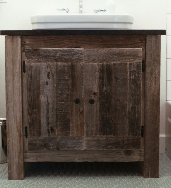 61 best images about Farmhouse Bathroom on Pinterest