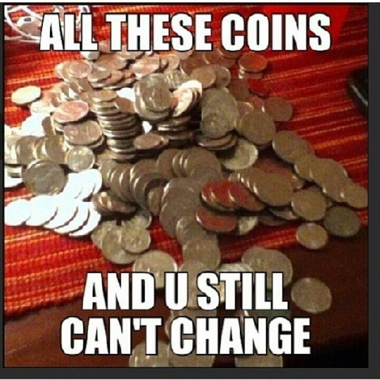 All these coins