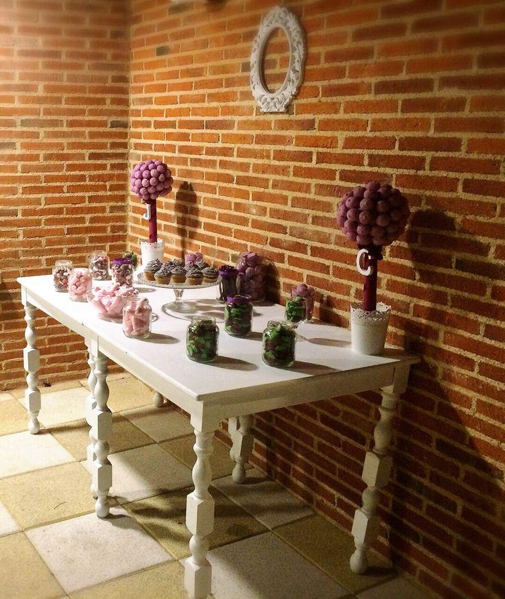 Candy Bar lila