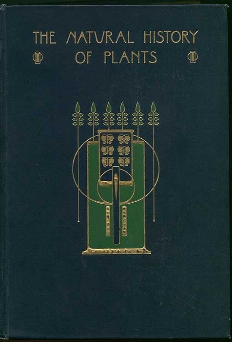 The Natural History of Plants...Kerner and Oliver   c1903