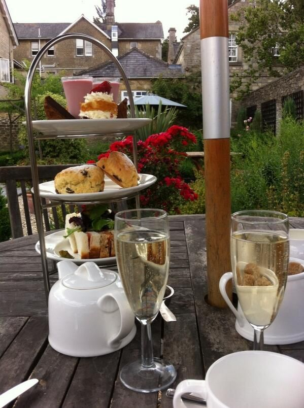 Homewood Park Invites You To Sit Back And Relax Over One The Finest Champagne Afternoon Tea