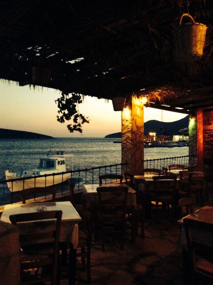 Where are Babis and Anna? xx Lipsi-Greece