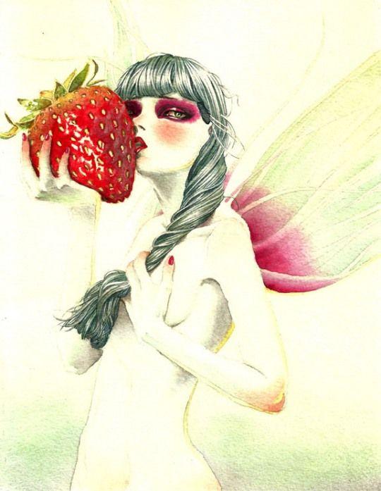 Stunning Original Illustrations by Javier Medellin Puyou