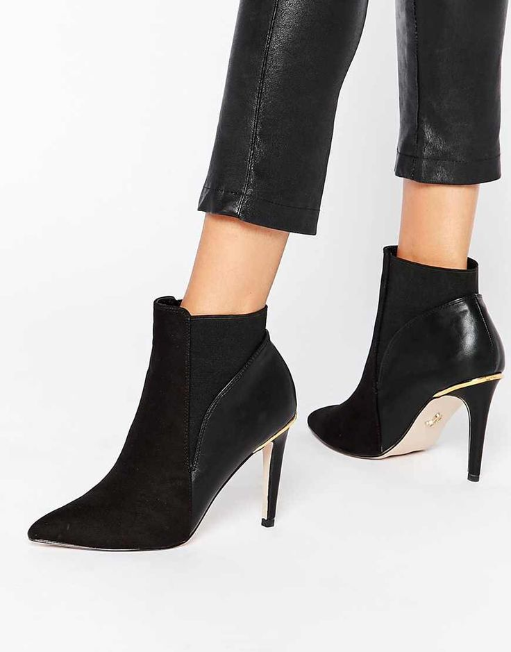 Shop Lipsy Bailey Heeled Ankle Boots at ASOS.