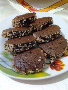 Browni Kurabiye Tarifi :http://www.resimliyemektariflerin.com/browni-kurabiye-tarifi.html