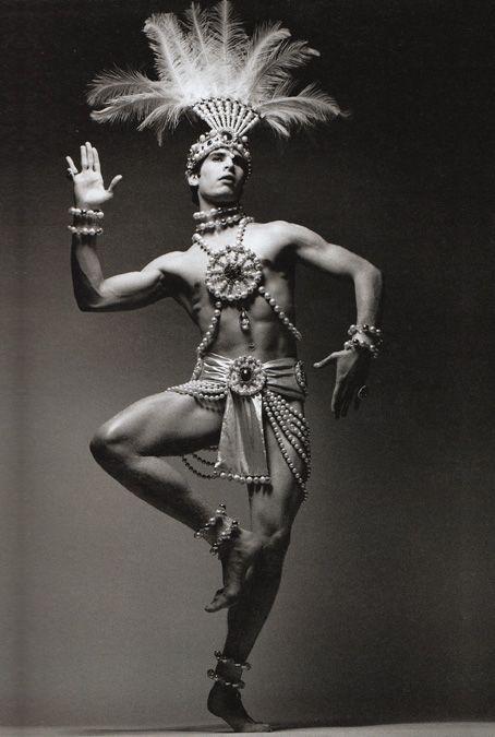 Yves Saint Laurent, Costume for the Paris Casino, Revue de Zizi Jeanmaire [1961].