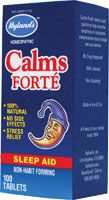 Hyland's Calms Forte is a homeopathic remedy; although I have not personally used this one (since I prefer the Bach Flower Remedies) it's very popular and gets lots of great reviews.