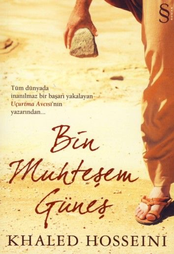 Bin Muhteşem Güneş / Khaled Hosseini http://www.pttkitap.com/kitap/bin-muhtesem-gunes-p738029.html