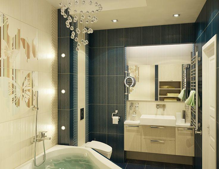 Дизайн ванны с джакузи